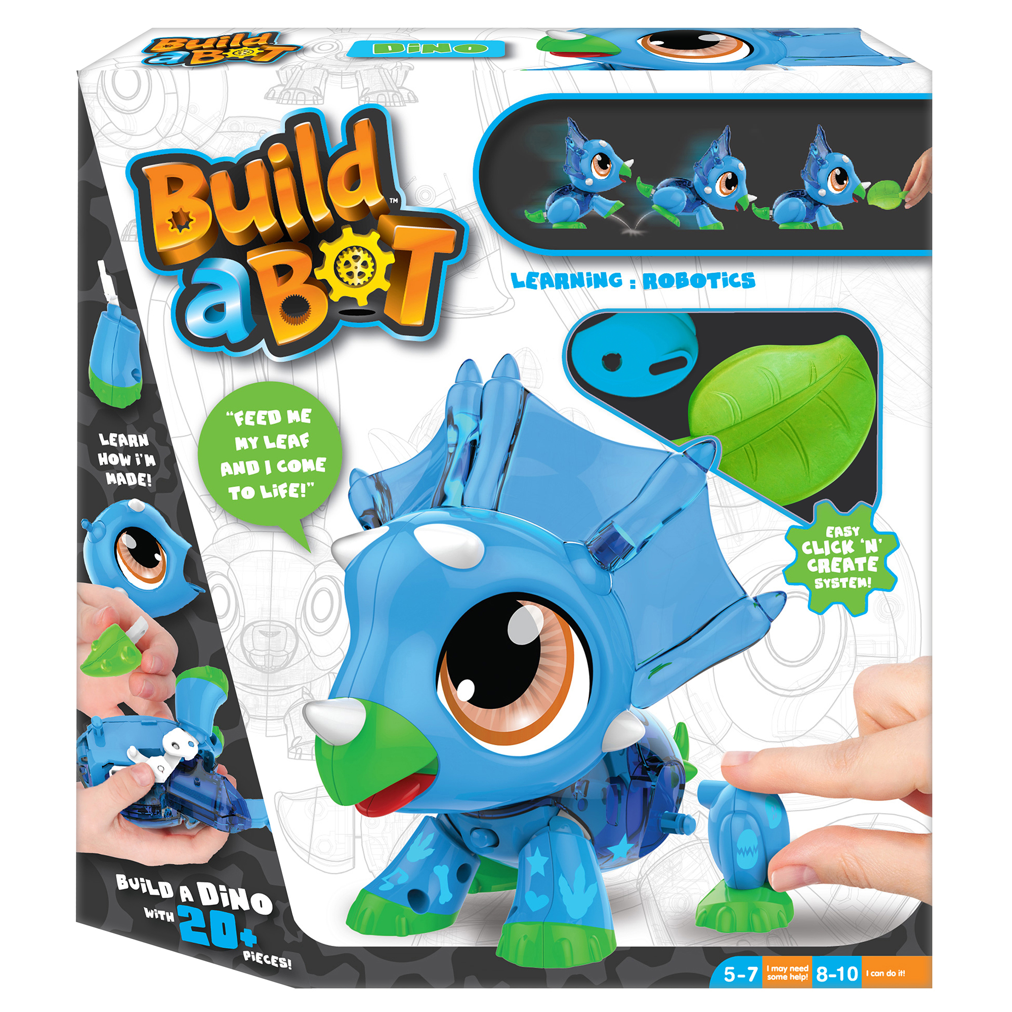 Picture of Build-A-Bot Dino