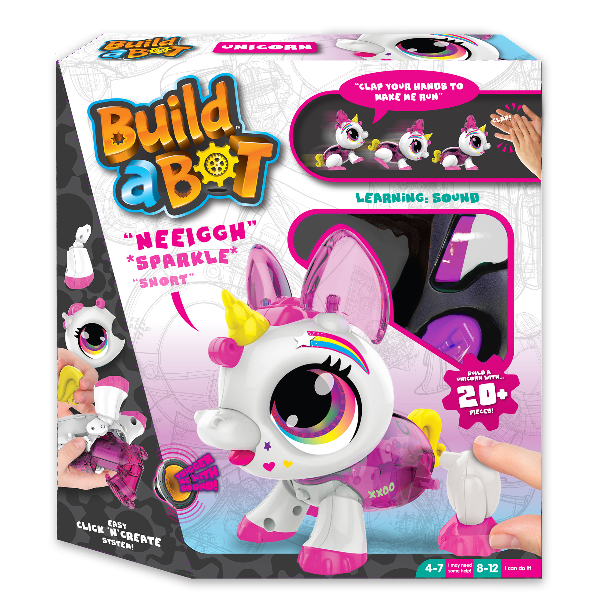 Picture of Build-A-Bot Unicorn