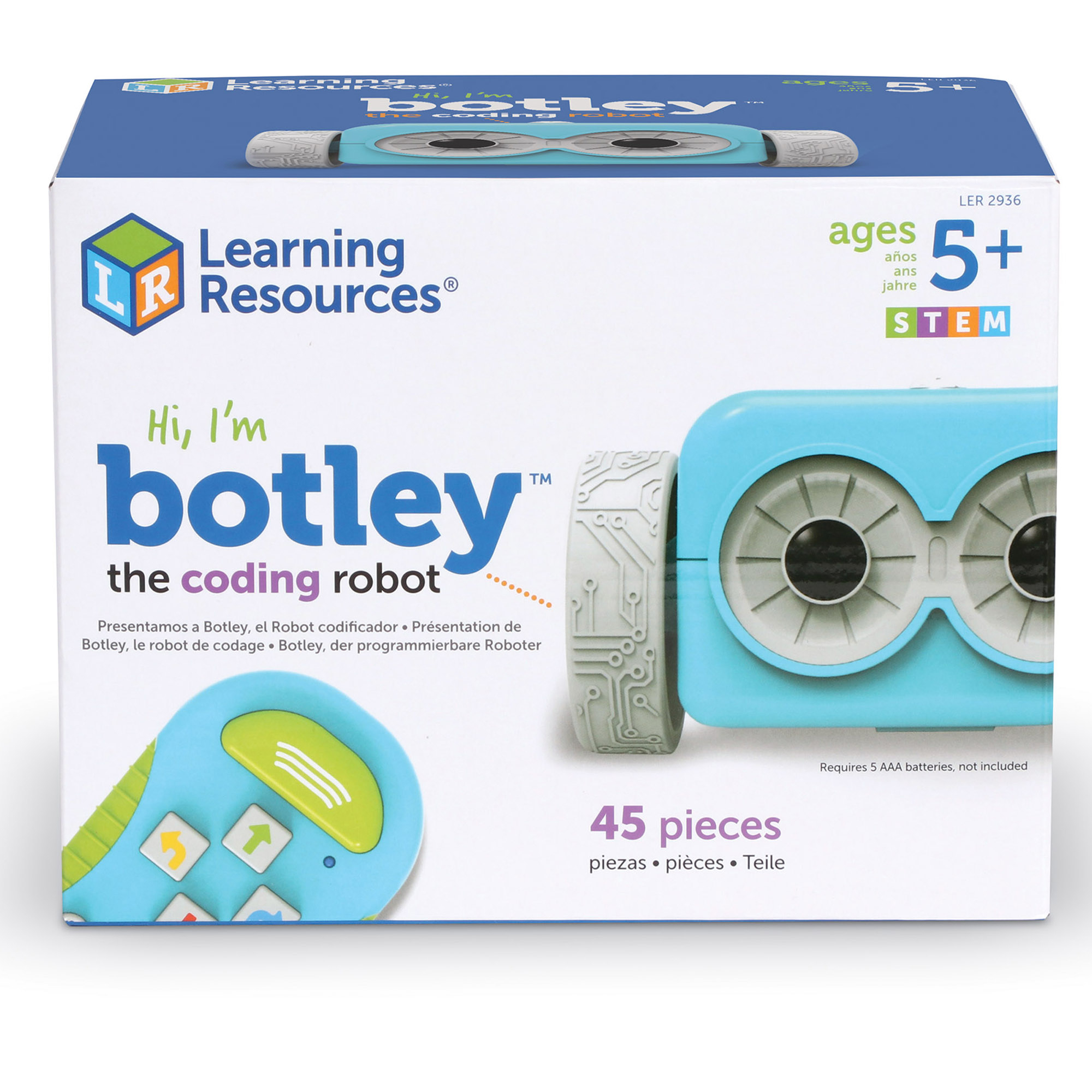 Picture of Learning Resources Botley The Coding Robot
