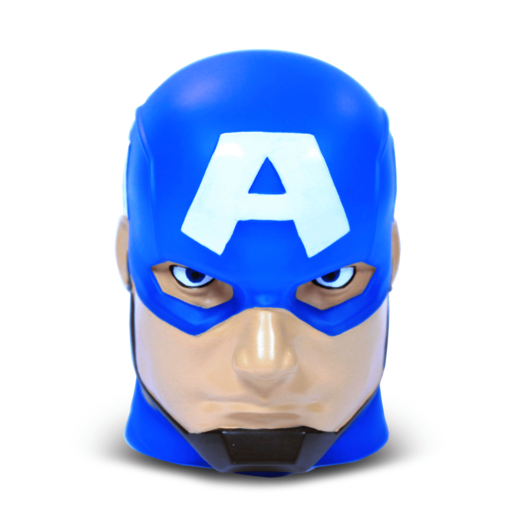 Picture of Marvel Illumi-mate  Colour Changing LED Light - Captain America