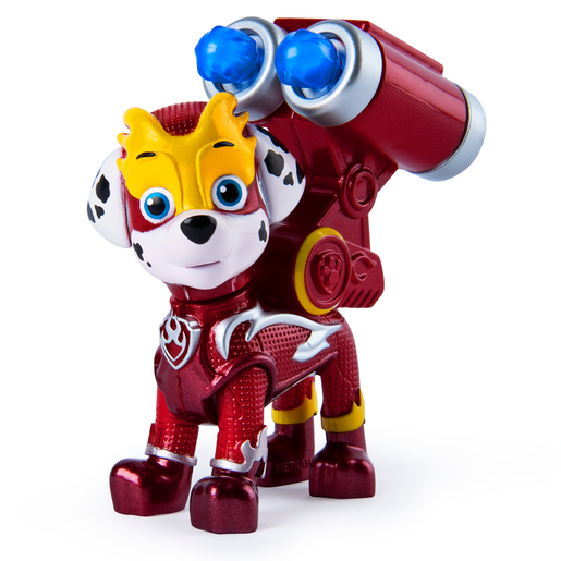 Picture of Paw Patrol Mighty Pups Super Paws - Marshall