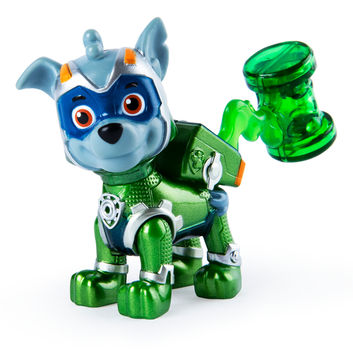 Picture of Paw Patrol Mighty Pups Super Paws - Rocky