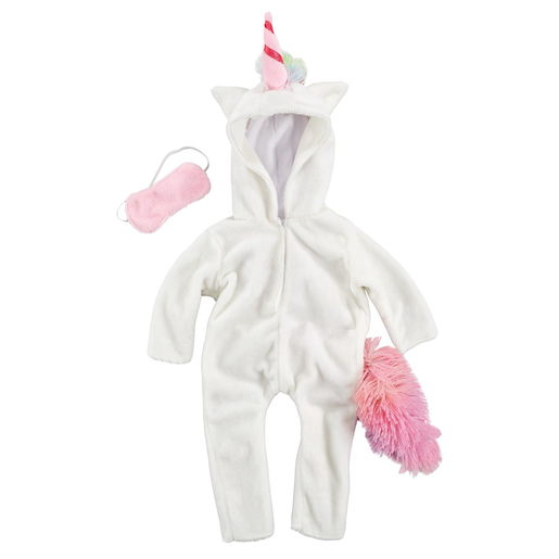 Picture of B Friends Deluxe Cute Unicorn All-In-One Outfit