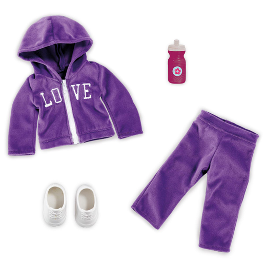 Picture of B Friends Deluxe Tracksuit Outfit