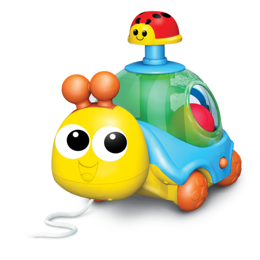 Picture of WinFun Spin and Pull Snail