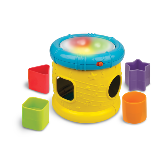 Picture of WinFun Sort 'N Fun Musical Drum