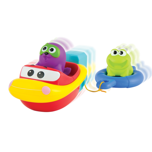 Picture of WinFun Pull and Go Boat Set
