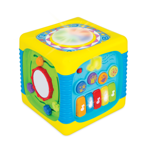 Picture of WinFun Music Fun Activity Cube