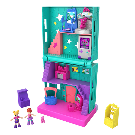 Picture of Polly Pocket Pollyville Arcade