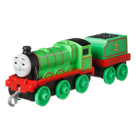 Picture of Fisher-Price Thomas & Friends TrackMaster Push Along Train - Henry