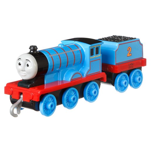 Picture of Fisher-Price Thomas & Friends TrackMaster Push Along Train - Edward