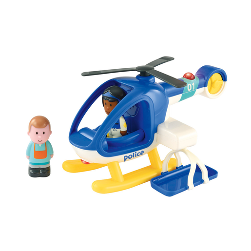 Picture of Happyland Lights and Sounds Police Helicopter
