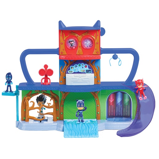 Picture of PJ Masks Headquarters Playset