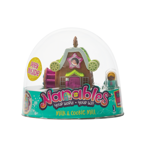 Picture of Nanables Small House - Milk and Cookie Mill