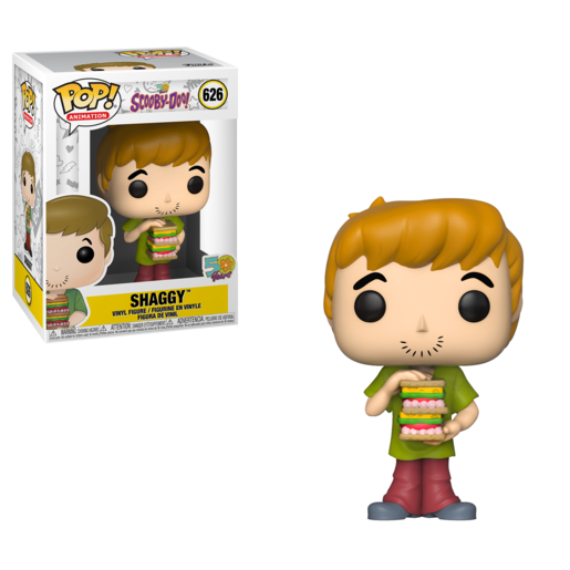 Picture of Funko Pop! Animation: Scooby Doo - Shaggy and Sandwich