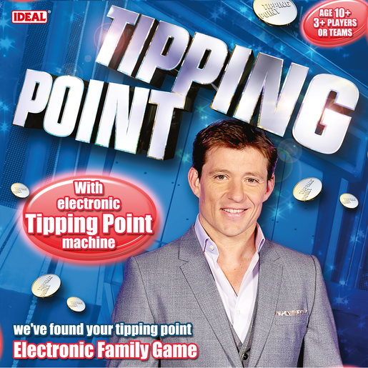 Picture of Tipping Point Electronic Family Game