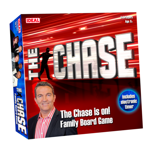 Picture of The Chase Family Board Game