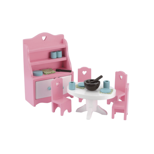 Picture of Rosebud House Dining Room Set