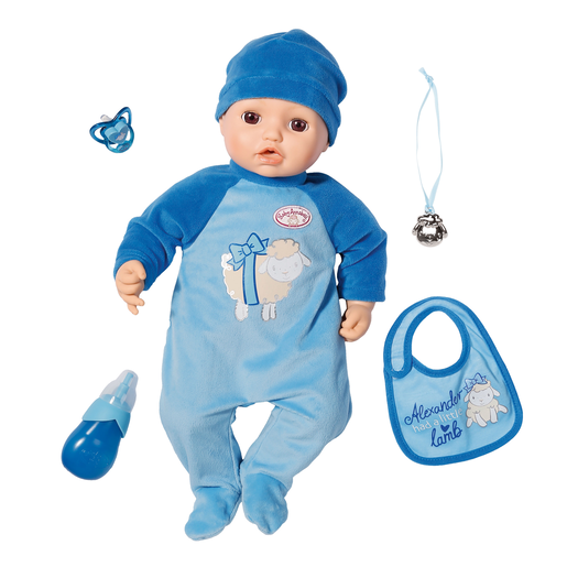 Picture of Baby Annabell Alexander 43cm Doll