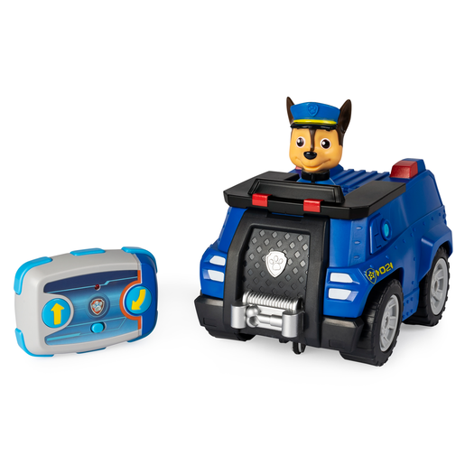 Picture of Paw Patrol Radio Control Chase's Cruiser