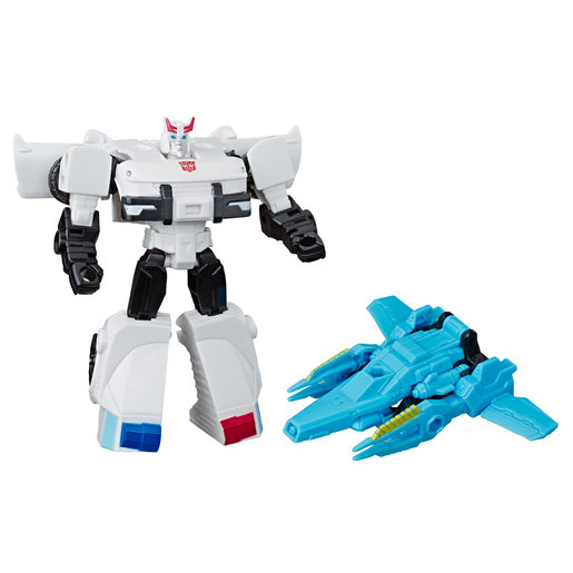 Picture of Transformers Cyberverse Battle - Prowl and Cosmic Patrol