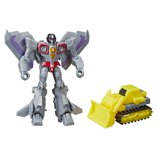 Picture of Transformers Cyberverse Battle - Starscream and Demolition Destroyer