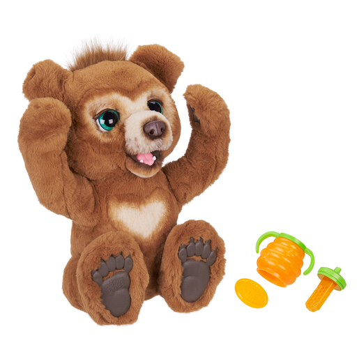 Picture of FurReal Cubby The Curious Bear