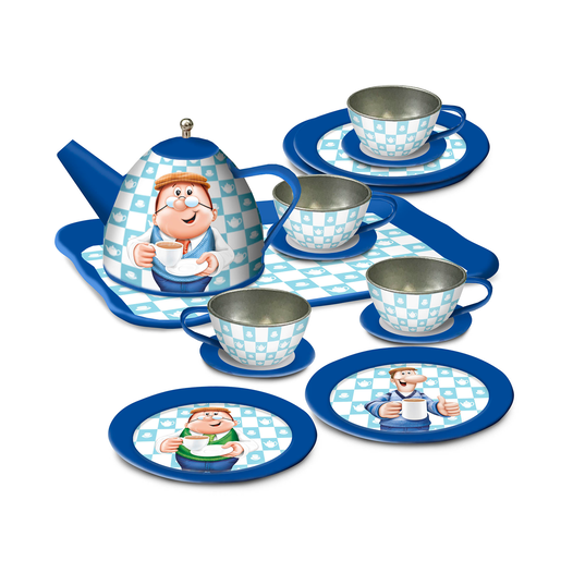 Picture of Tetley Tea Party Playset