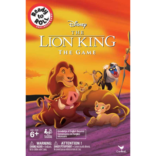 Picture of Take and Play The Lion King Game