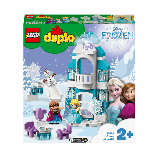 Picture of LEGO Duplo Disney Frozen Ice Castle - 10899