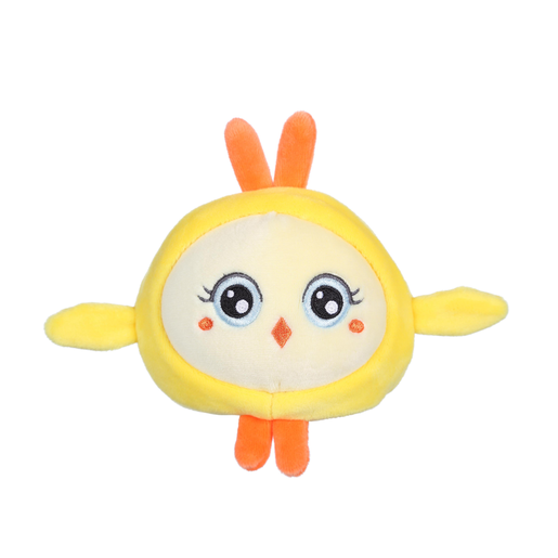 Picture of Squishimals 10cm Plus Toy - Yolky Chick