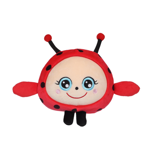 Picture of Squishimals 20cm Plush Toy - Dotty Ladybird