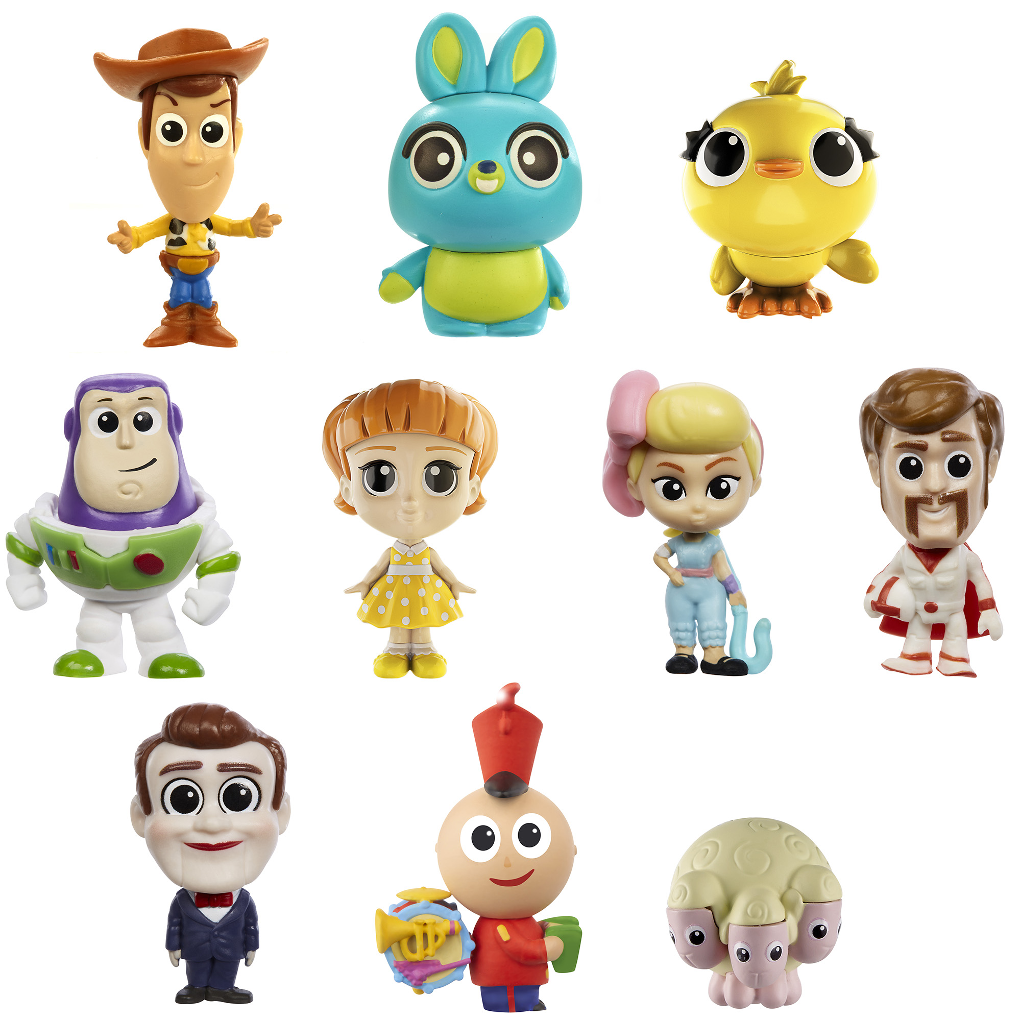Picture of Toy Story 4 Minis Ultimate New Friends 10-Pack