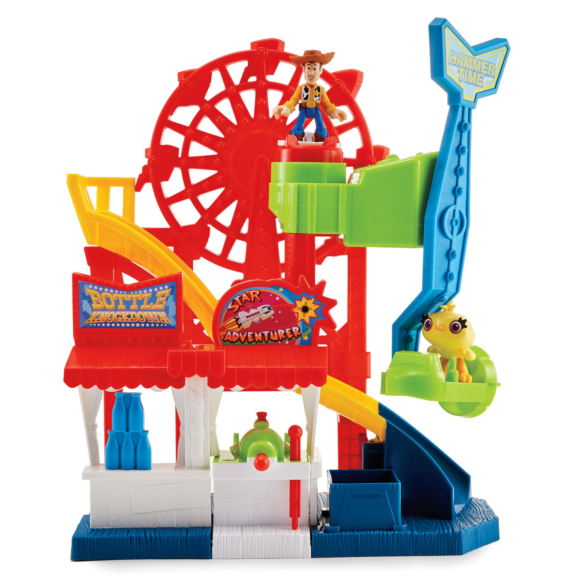 Picture of Imaginext Toy Story 4 Carnival Playset