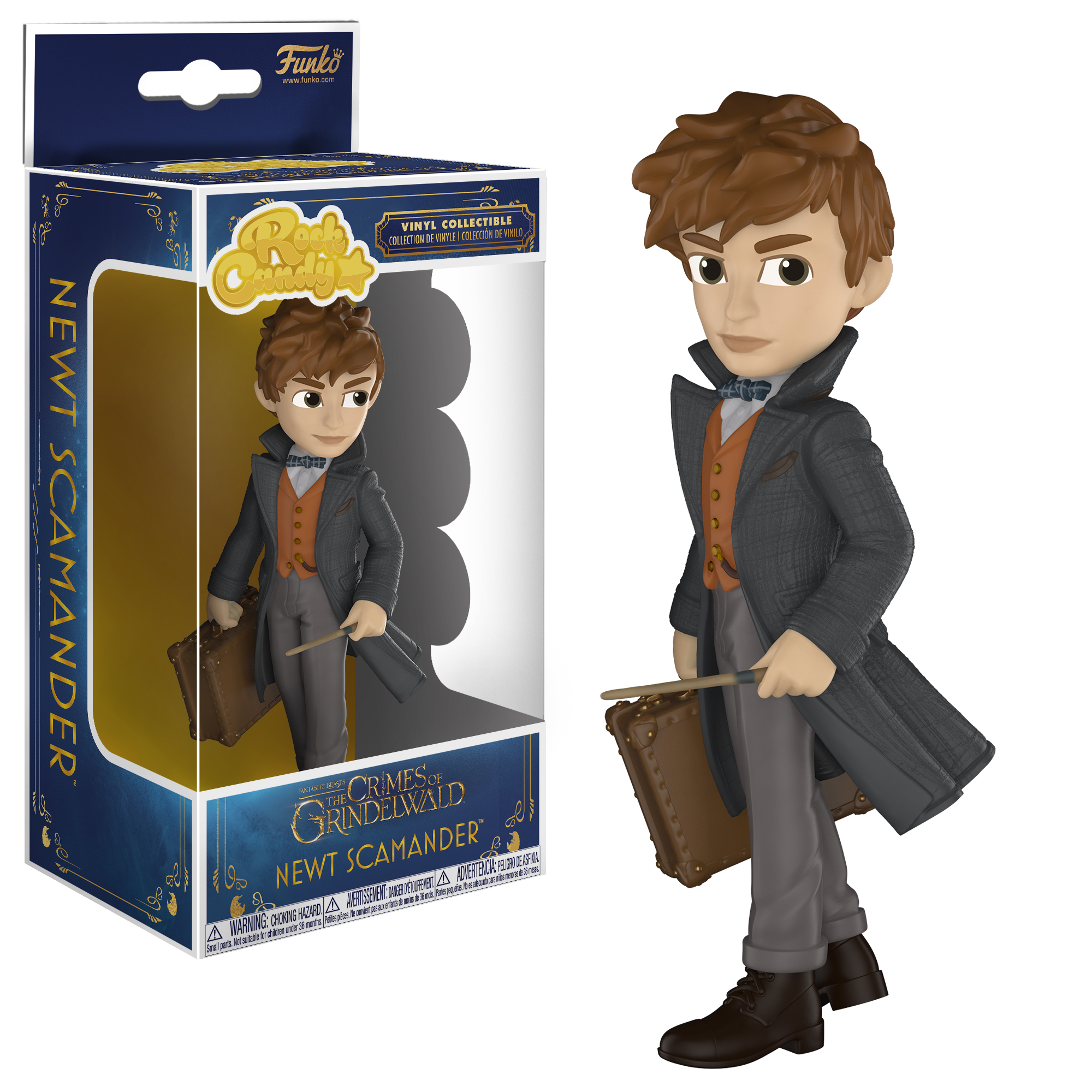 Picture of Fantastic Beasts Newt Collectible Figure