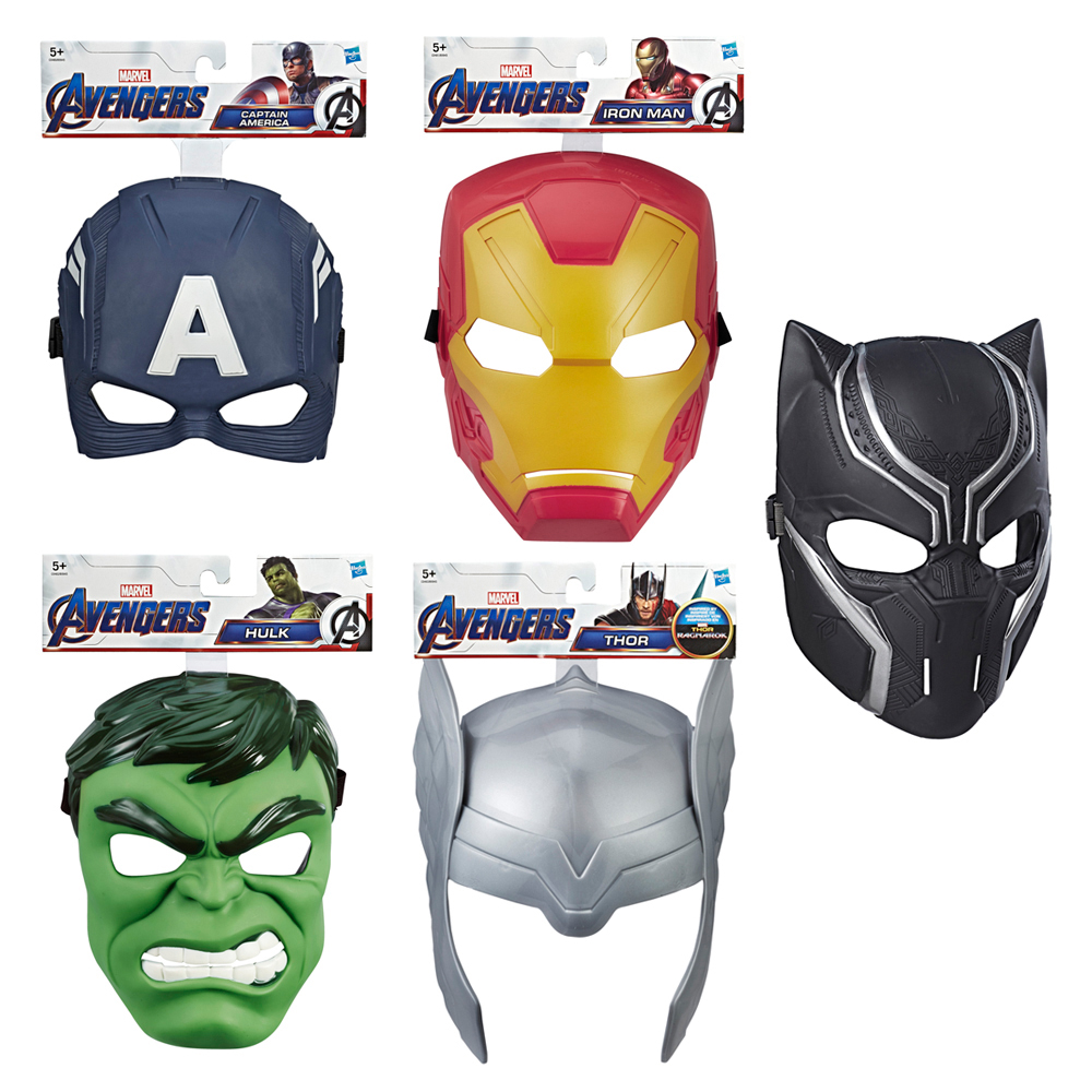 Picture of Avengers Hero Mask Assortment