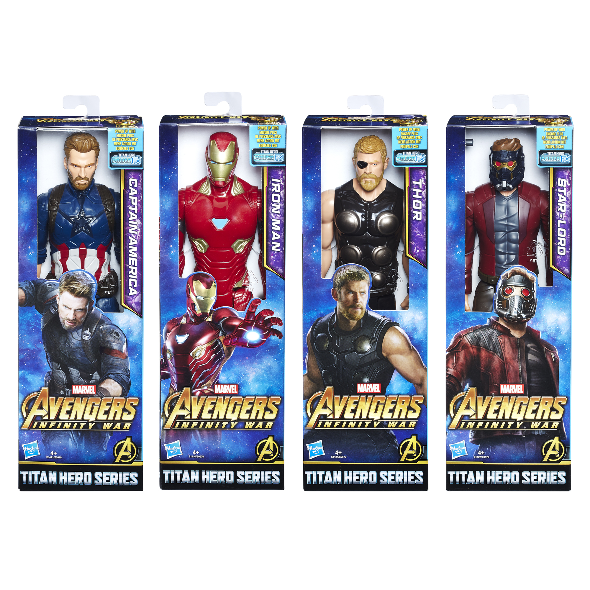 Picture of Avengers Infinity War Titan Hero Series A Assortment Pack