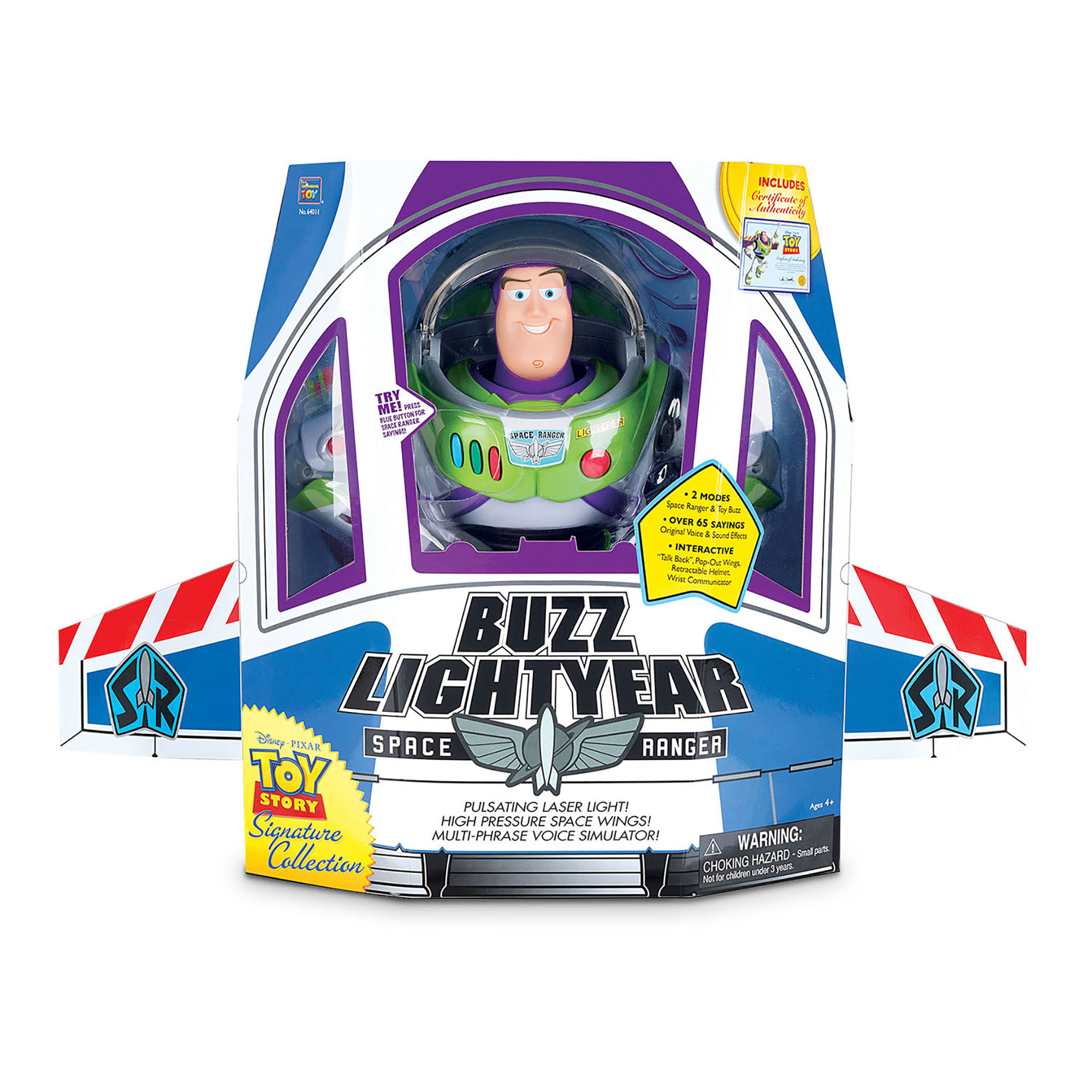 Picture of Toy Story 4 Signature Collection Buzz Lightyear