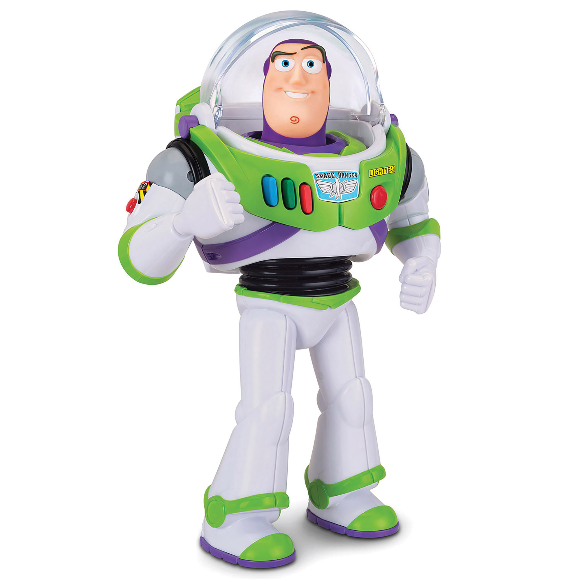 Picture of Toy Story 4 Buzz Lightyear Talking Action Figure