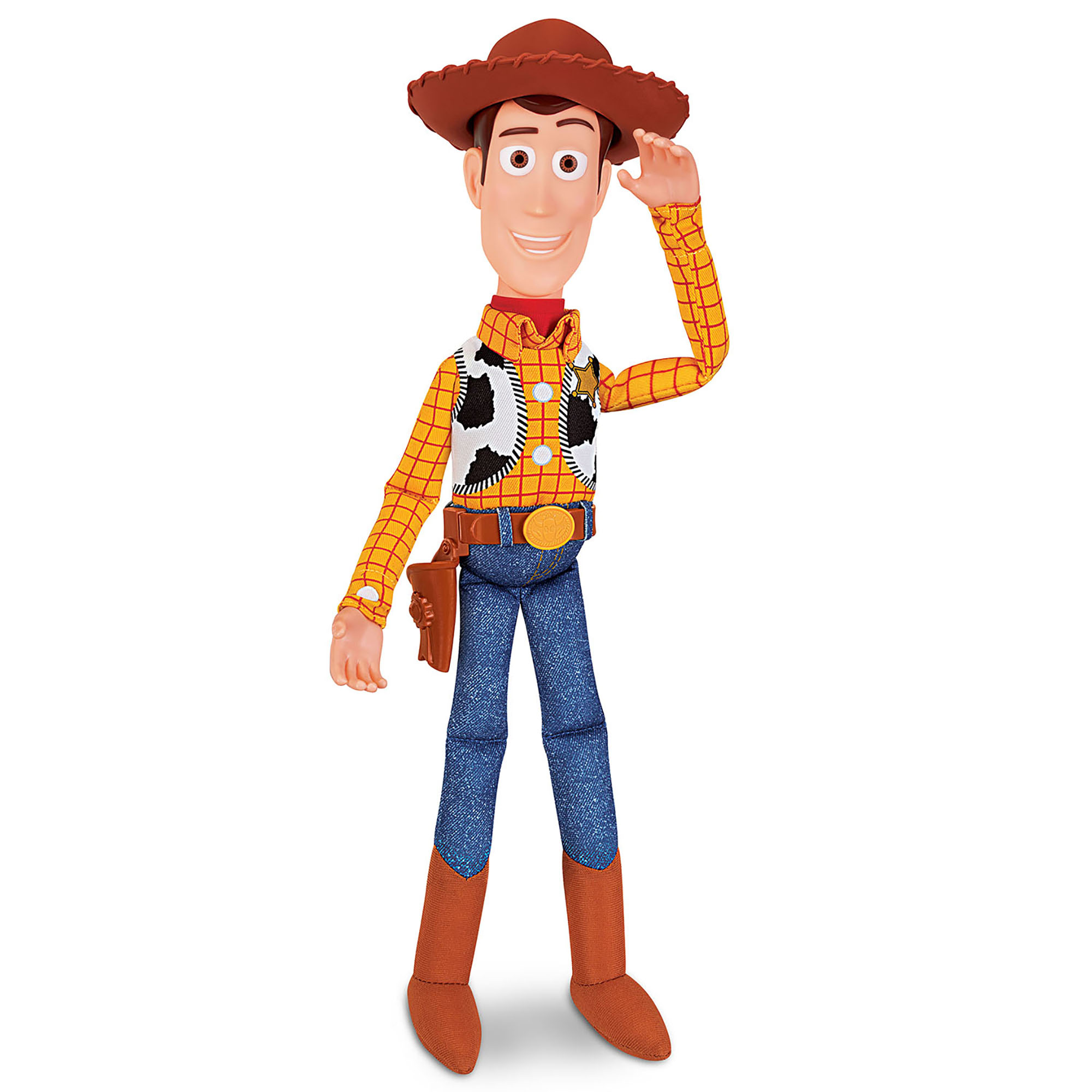 Picture of Toy Story 4 Woody Talking Action Figure