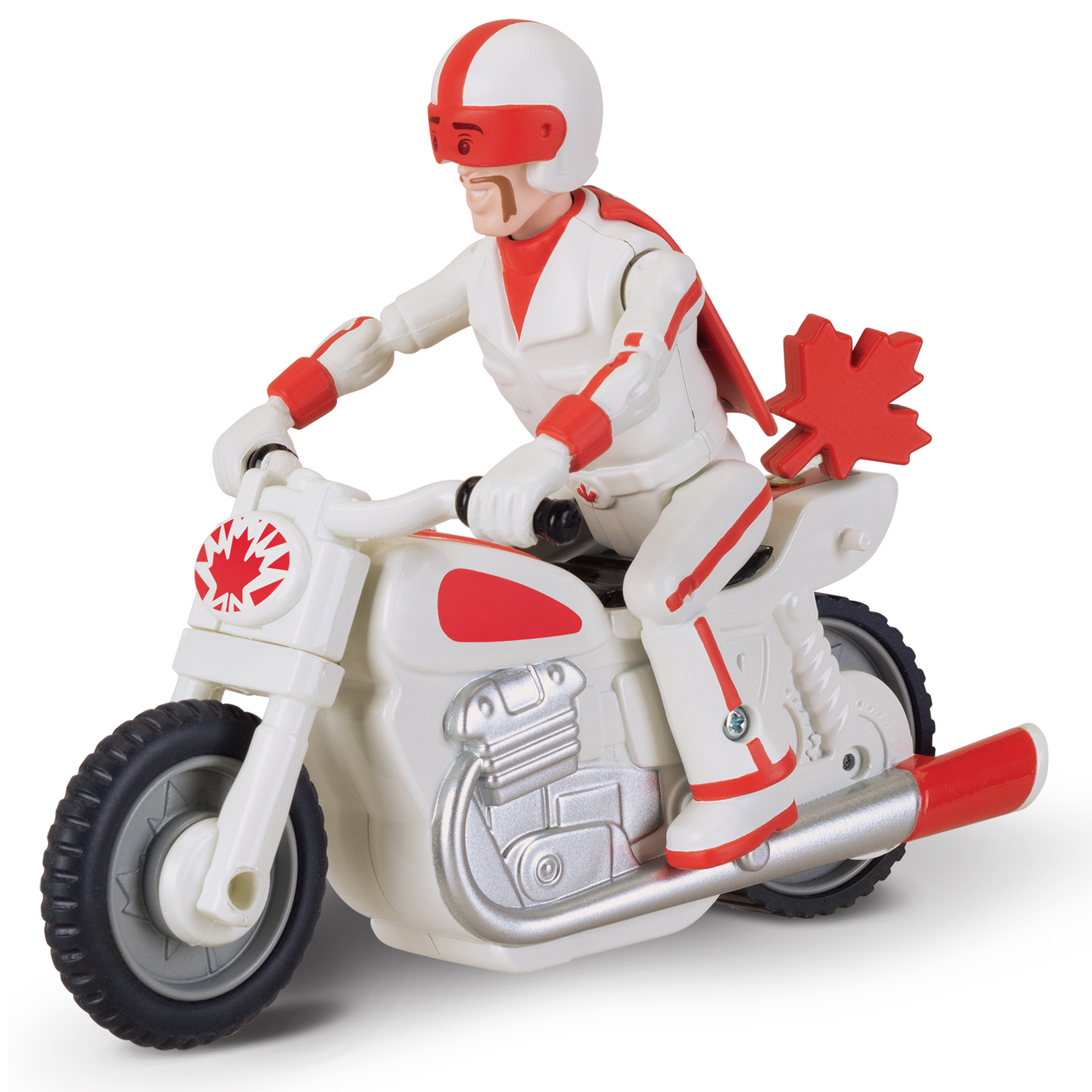 Picture of Toy Story 4 Pull 'N Go Duke Caboom with Bike