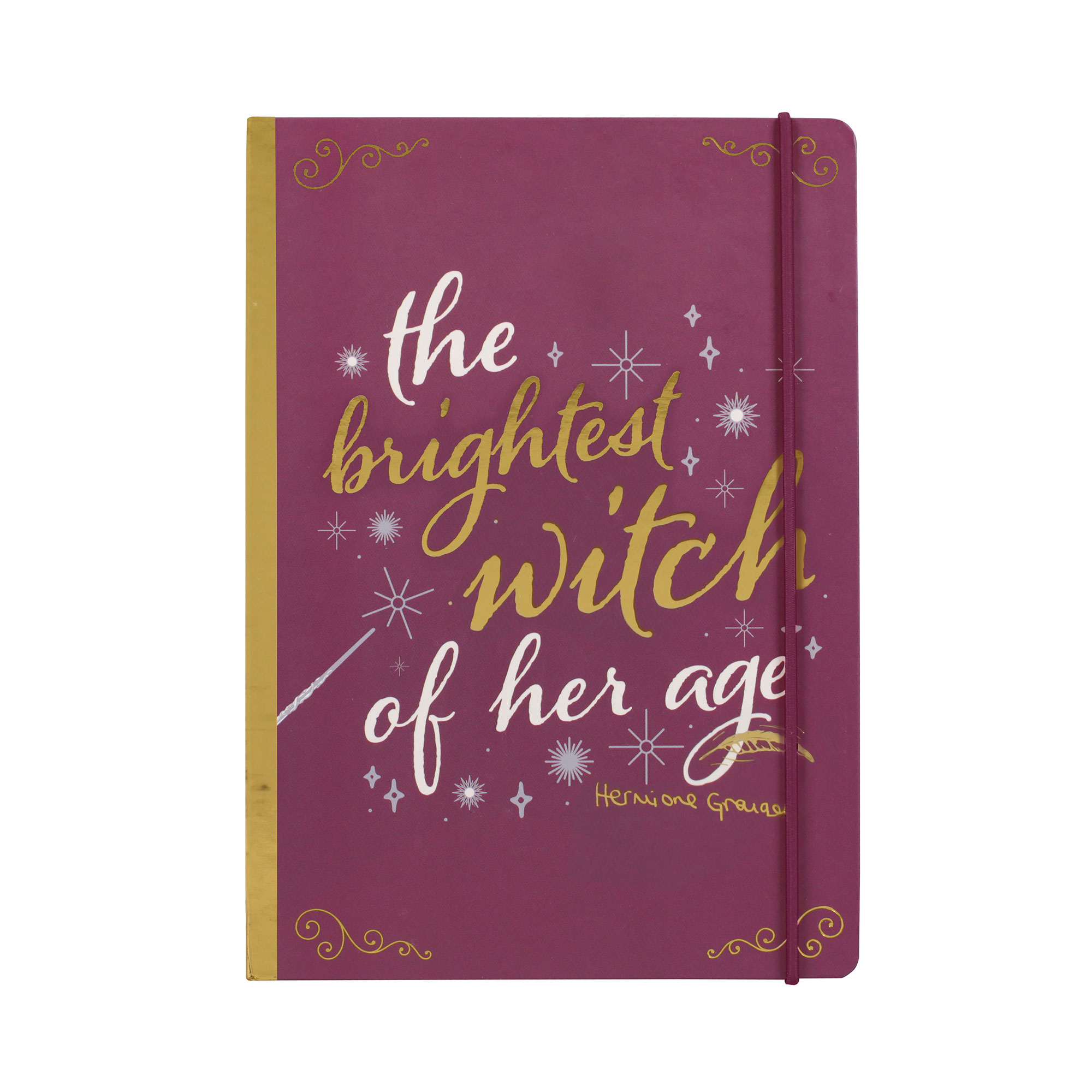 Picture of Harry Potter Hermione A5 Notebook