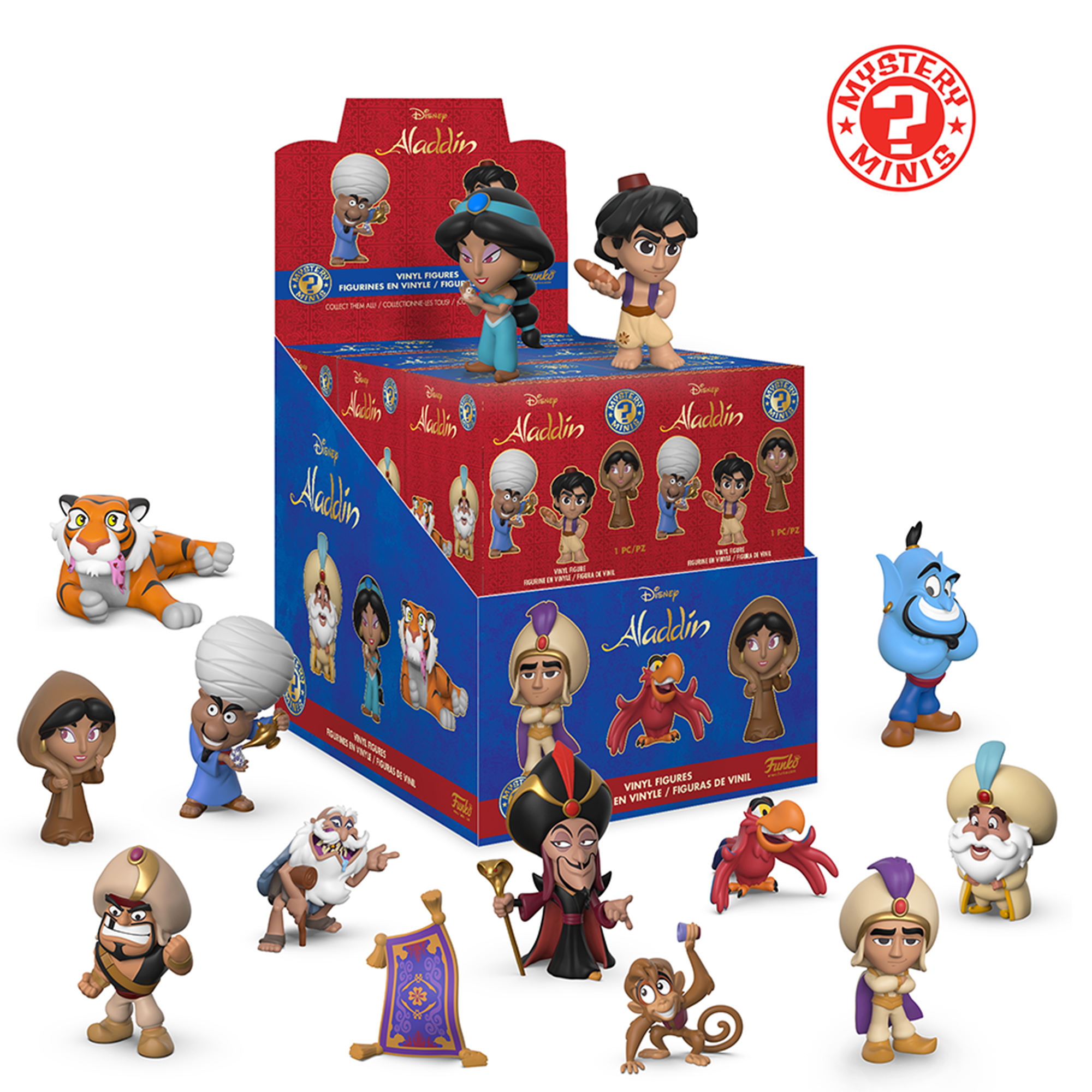 Picture of Mystery Minis: Aladdin - 12pc
