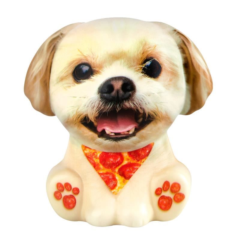 Picture of Soft'n Slo Squishies™ PhotoRealz Pawsome Palz - Pupperoni Pizza