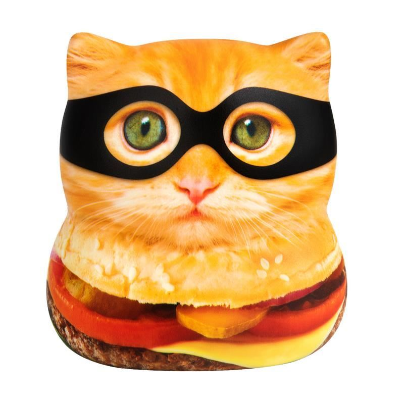 Picture of Soft'n Slo Squishies™ PhotoRealz Pawsome Palz - Burger Bandit