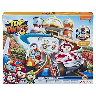 Picture of Top Wing Mission Ready Track Playset