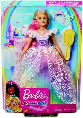 Picture of Barbie Dreamtopia Royal Ball Princess Doll