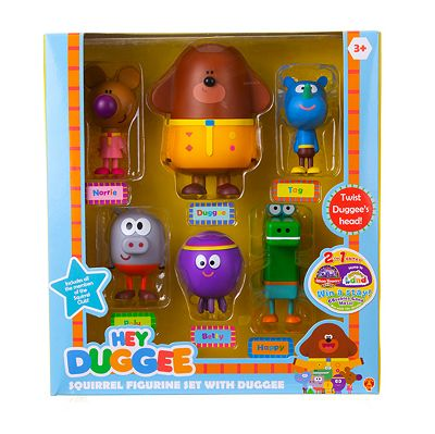 Picture of Hey Duggee Figurine Set