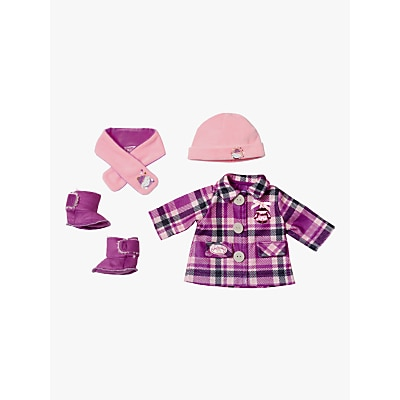 Picture of Zapf Baby Annabell Deluxe Coat Set