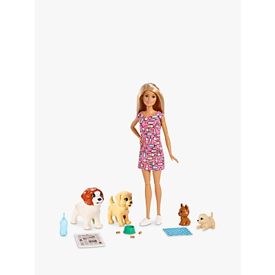 Picture of Barbie Doggy Daycare Set